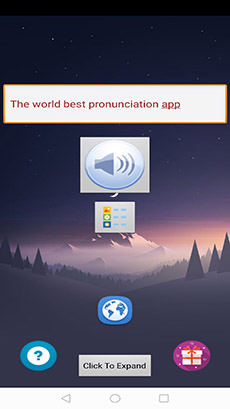 Download Today Pronunciation Say it Learn it! Download Now
